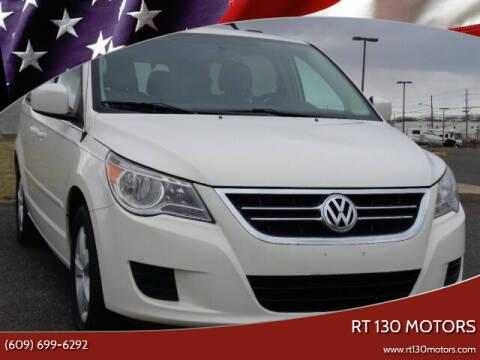 2011 Volkswagen Routan for sale at RT 130 Motors in Burlington NJ