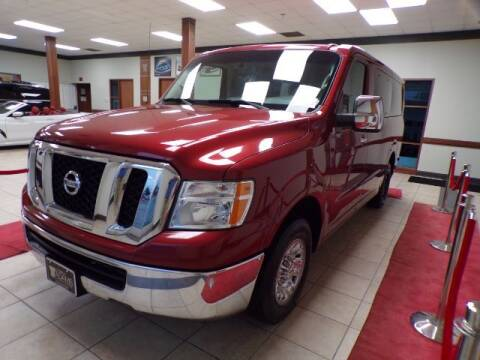 2017 Nissan NV Passenger for sale at Adams Auto Group Inc. in Charlotte NC