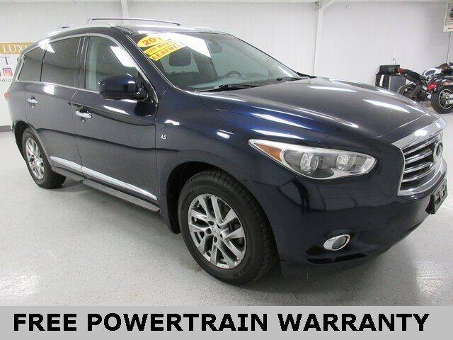 2015 Infiniti QX60 for sale at Sports & Luxury Auto in Blue Springs MO