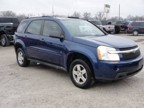 2009 Chevrolet Equinox for sale at Frieling Auto Sales in Manhattan KS