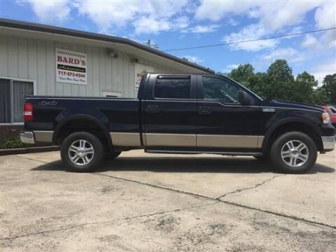 2006 Ford F-150 for sale at BARD'S AUTO SALES in Needmore PA