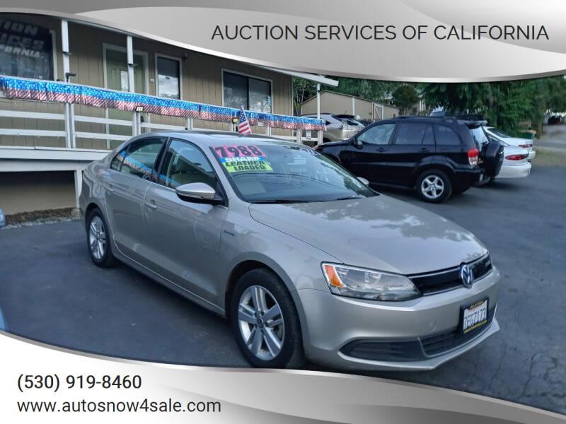 2013 Volkswagen Jetta for sale in El Dorado, CA