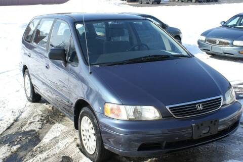 1996 Honda Odyssey for sale at MARK CRIST MOTORSPORTS in Angola IN