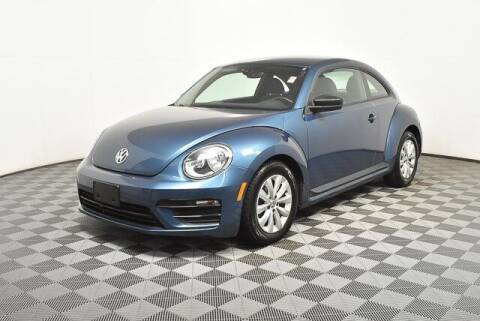 2017 Volkswagen Beetle for sale at Southern Auto Solutions - Georgia Car Finder - Southern Auto Solutions-Jim Ellis Volkswagen Atlan in Marietta GA