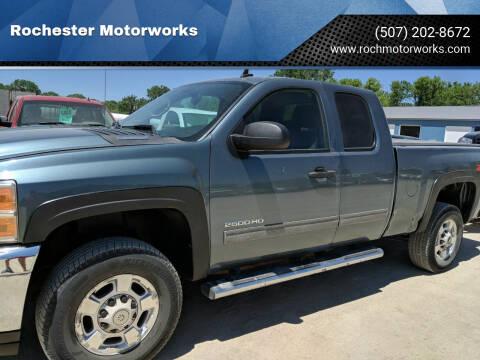 2012 Chevrolet Silverado 2500HD for sale at Rochester Motorworks in Rochester MN