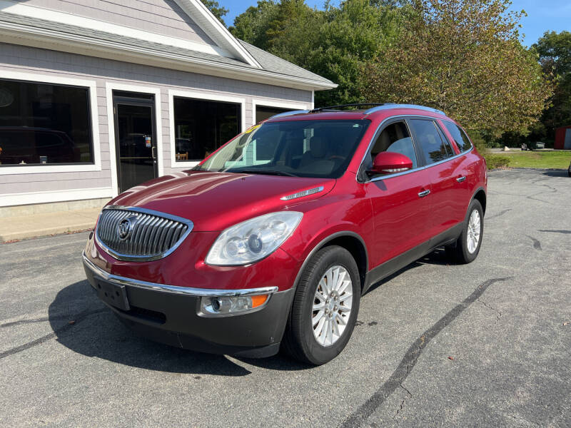 2012 Buick Enclave for sale at Elite Auto Sales in North Dartmouth MA
