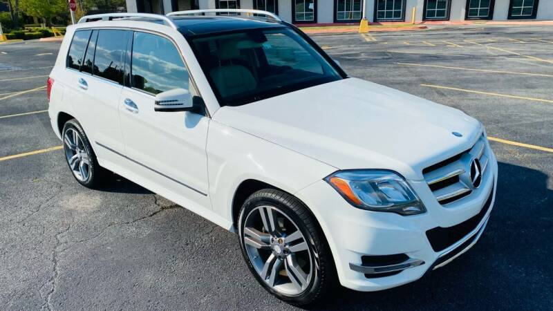 2014 Mercedes-Benz GLK for sale at H & B Auto in Fayetteville AR