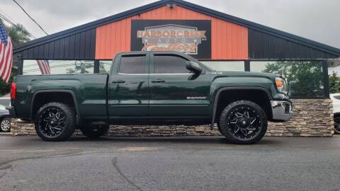 2015 GMC Sierra 1500 for sale at Harborcreek Auto Gallery in Harborcreek PA