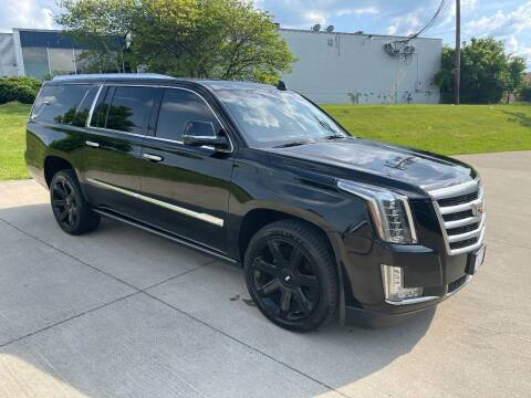 2015 Cadillac Escalade ESV for sale at Best Buy Auto Mart in Lexington KY
