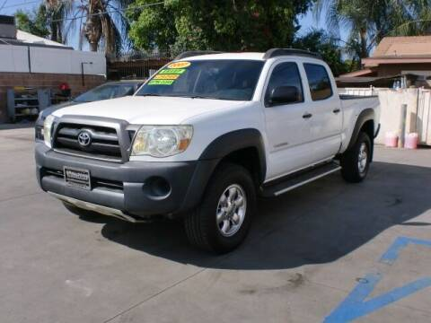 2007 Toyota Tacoma for sale at Williams Auto Mart Inc in Pacoima CA