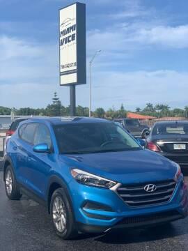 2016 Hyundai Tucson for sale at Miami Vice Auto Sales in Miami FL