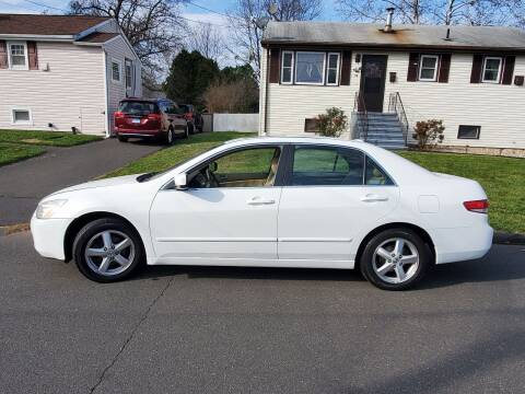 2004 Honda Accord for sale at Kensington Family Auto in Kensington CT