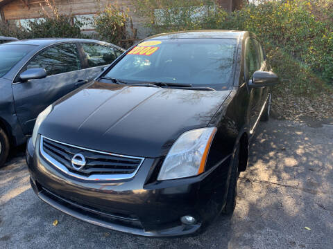 2011 Nissan Sentra for sale at Limited Auto Sales Inc. in Nashville TN
