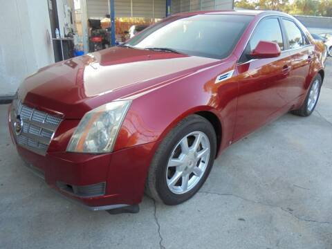 2009 Cadillac CTS for sale at Automax Wholesale Group LLC in Tampa FL