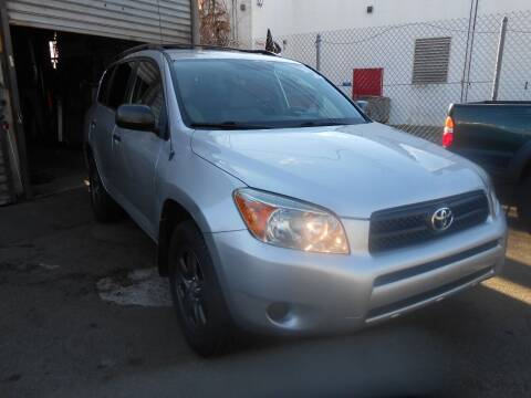 2008 Toyota RAV4 for sale at N H AUTO WHOLESALERS in Roslindale MA