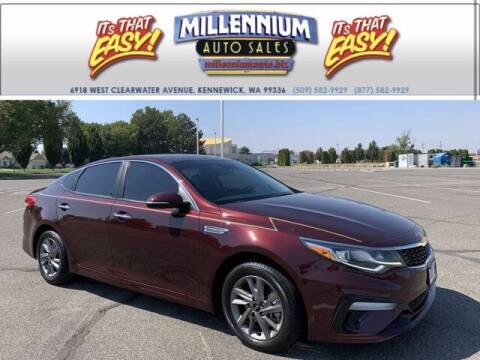 2020 Kia Optima for sale at Millennium Auto Sales in Kennewick WA