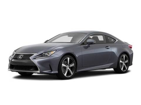 2015 Lexus RC 350 for sale at SULLIVAN MOTOR COMPANY INC. in Mesa AZ