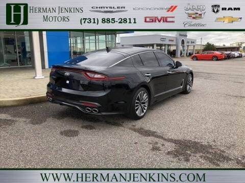 2019 Kia Stinger for sale at Herman Jenkins Used Cars in Union City TN