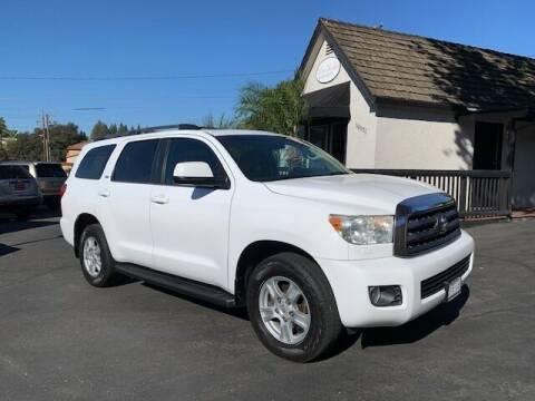 2013 Toyota Sequoia for sale at Three Bridges Auto Sales in Fair Oaks CA