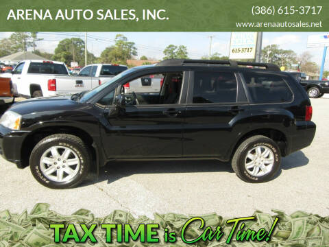 2011 Mitsubishi Endeavor for sale at ARENA AUTO SALES,  INC. in Holly Hill FL
