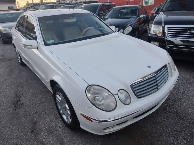 2004 Mercedes-Benz E-Class for sale at Rockland Auto Sales in Philadelphia PA