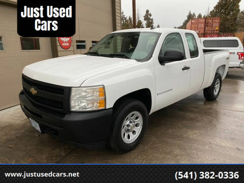 2009 Chevrolet Silverado 1500 for sale at Just Used Cars in Bend OR