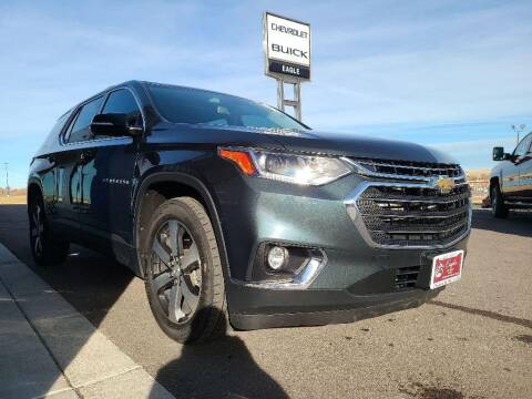 2018 Chevrolet Traverse for sale at Tommy's Car Lot in Chadron NE