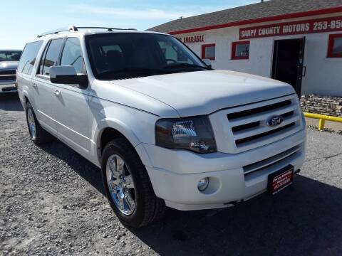 2010 Ford Expedition EL for sale at Sarpy County Motors in Springfield NE