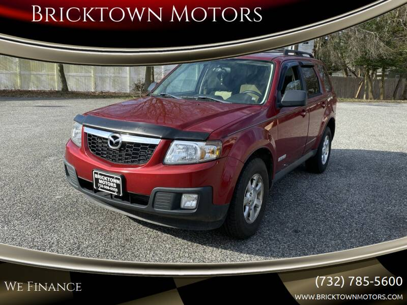 2008 Mazda Tribute for sale at Bricktown Motors in Brick NJ