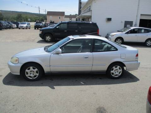 1999 Honda Civic for sale at ROUTE 119 AUTO SALES & SVC in Homer City PA