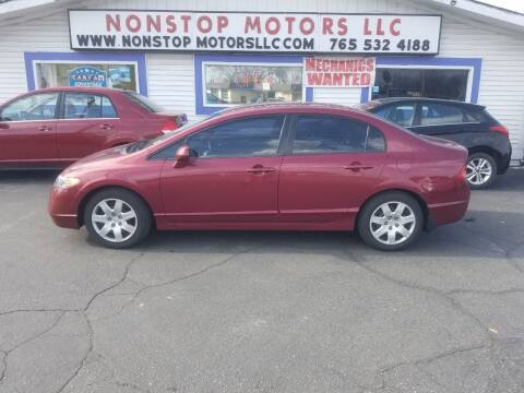 2008 Honda Civic for sale at Nonstop Motors in Indianapolis IN