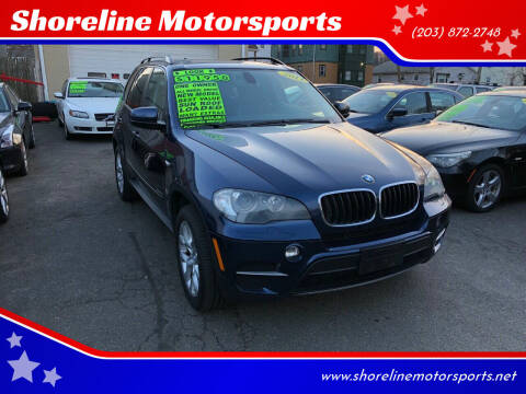 2011 BMW X5 for sale at Shoreline Motorsports in Waterbury CT