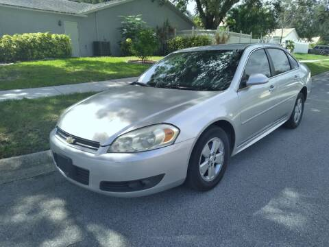 2010 Chevrolet Impala for sale at Low Price Auto Sales LLC in Palm Harbor FL