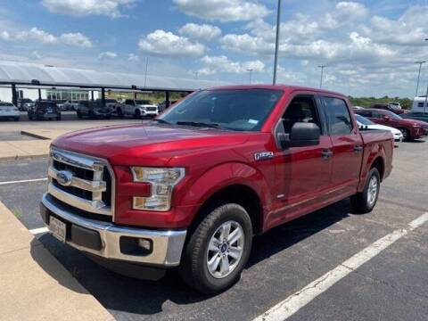 2016 Ford F-150 for sale at Jerry's Buick GMC in Weatherford TX