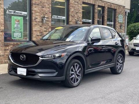2018 Mazda CX-5 for sale at The King of Credit in Clifton Park NY