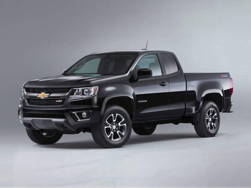 2015 Chevrolet Colorado for sale at Sundance Chevrolet in Grand Ledge MI