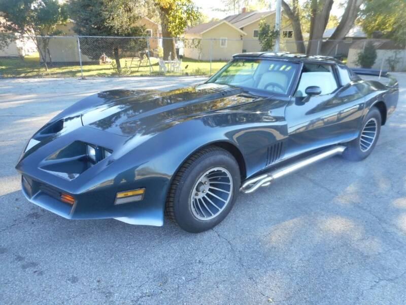 1979 Chevrolet Corvette for sale at RJ Motors in Plano IL
