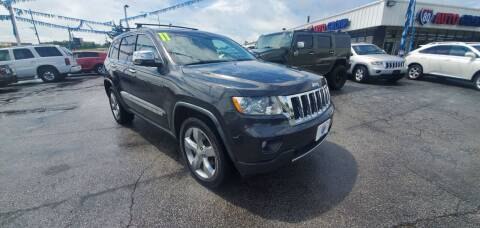 2011 Jeep Grand Cherokee for sale at I-80 Auto Sales in Hazel Crest IL
