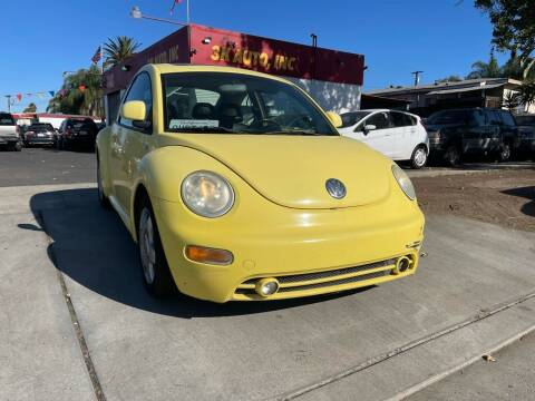 2000 Volkswagen New Beetle for sale at 3K Auto in Escondido CA