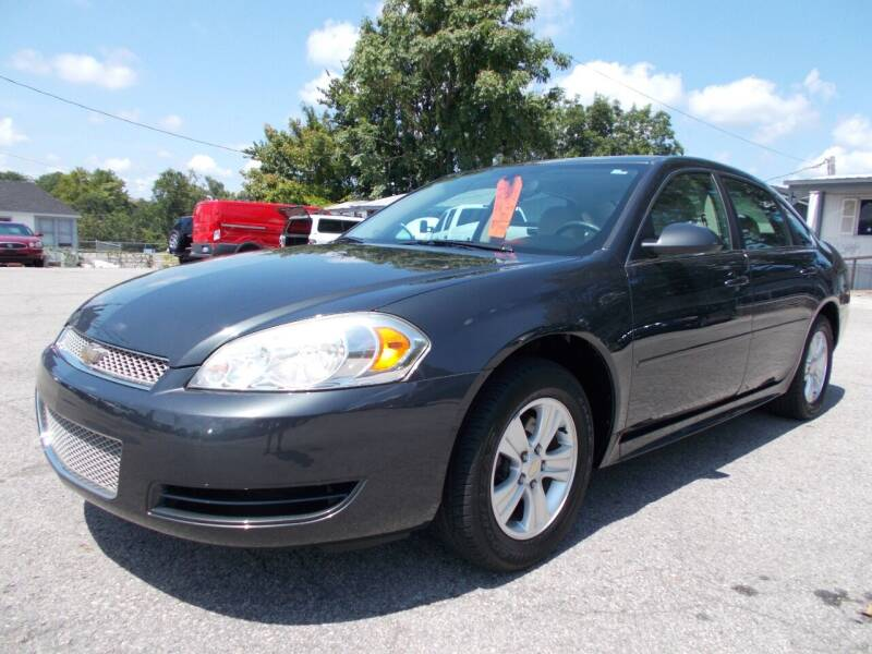 2013 Chevrolet Impala for sale at Culpepper Auto Sales in Cullman AL