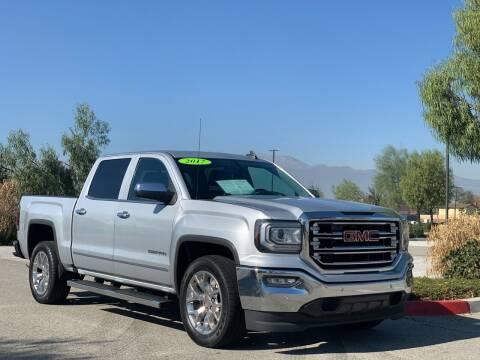 2017 GMC Sierra 1500 for sale at Esquivel Auto Depot in Rialto CA