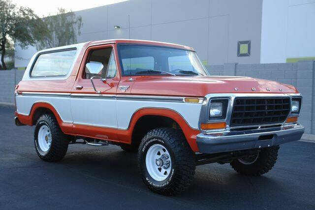 1979 Ford Bronco for sale at Arizona Classic Car Sales in Phoenix AZ