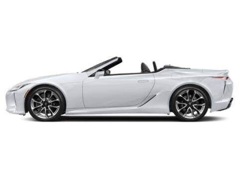 2021 Lexus LC 500 Convertible for sale at LEXUS in Houston TX