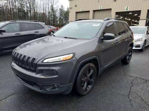 2016 Jeep Cherokee for sale at Matthew's Stop & Look Auto Sales in Detroit MI