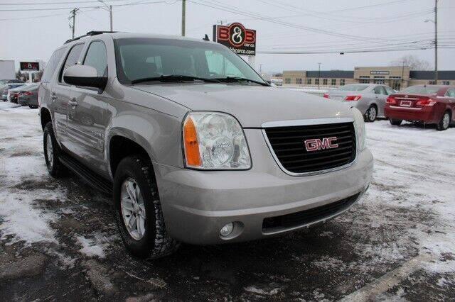2007 GMC Yukon for sale at B & B Car Co Inc. in Clinton Twp MI