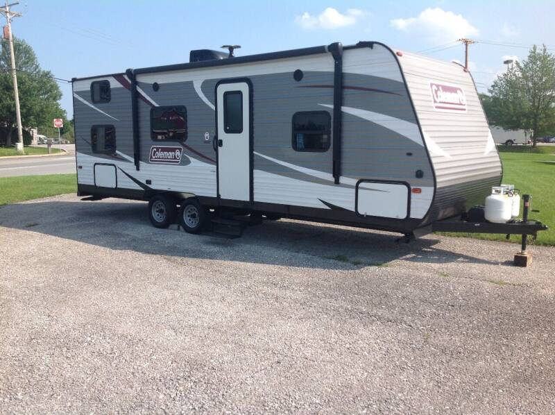 2018 Coleman Lantern 274 BHS for sale at Vernon Auto and Camper Sales in York PA
