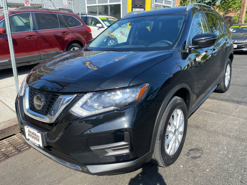 2020 Nissan Rogue for sale at DEALS ON WHEELS in Newark NJ