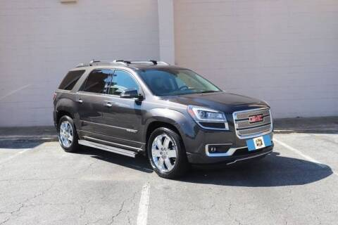 2015 GMC Acadia for sale at El Patron Trucks in Norcross GA
