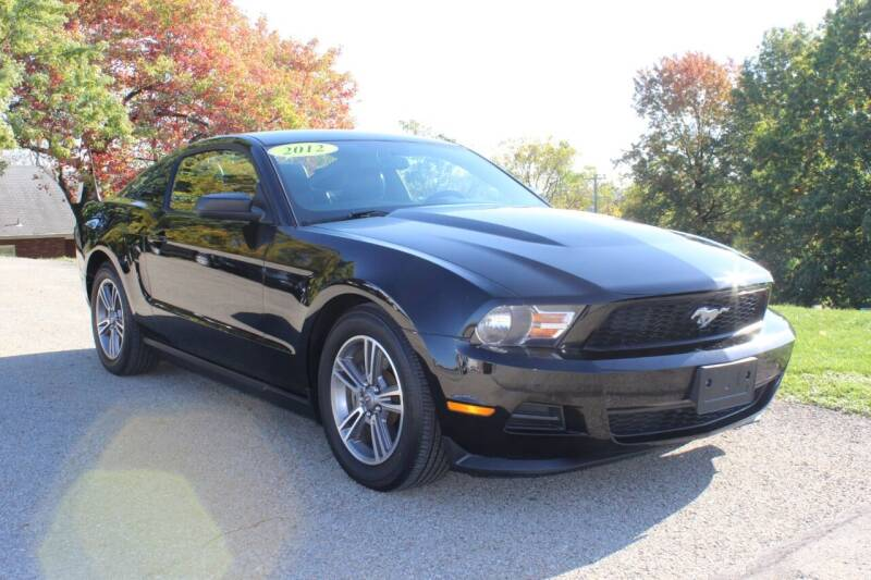 2012 Ford Mustang for sale at Harrison Auto Sales in Irwin PA