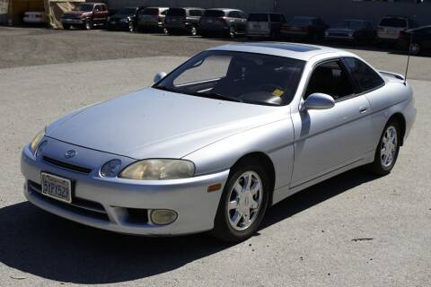 1998 Lexus SC 400 for sale at Sports Plus Motor Group LLC in Sunnyvale CA
